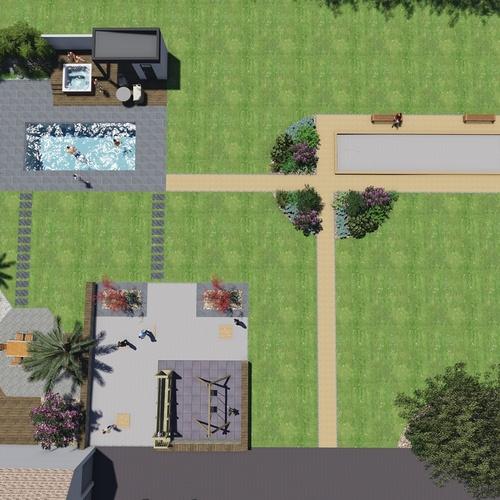 Création de plans de jardin 3D - Piscine, spa, aménagement paysager - Prat