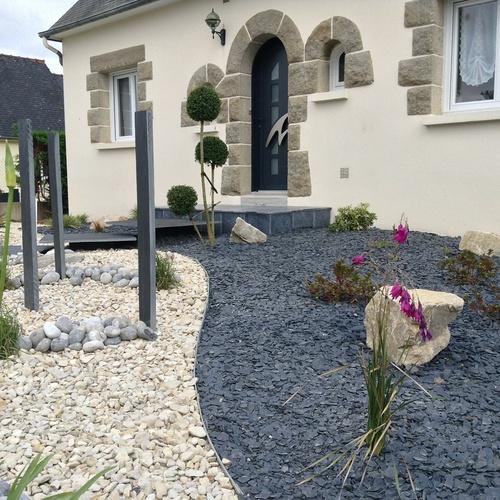 Modernisation d''un jardin - Plédran