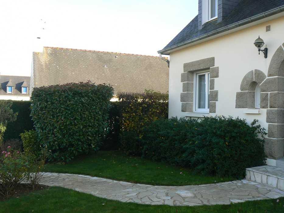 Modernisation d''un jardin - Plédran p1260955