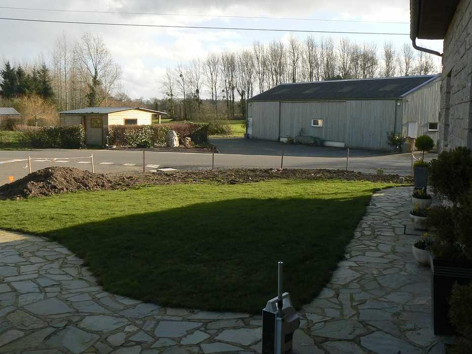 Aménagement espace extérieur - Corlay p1200877