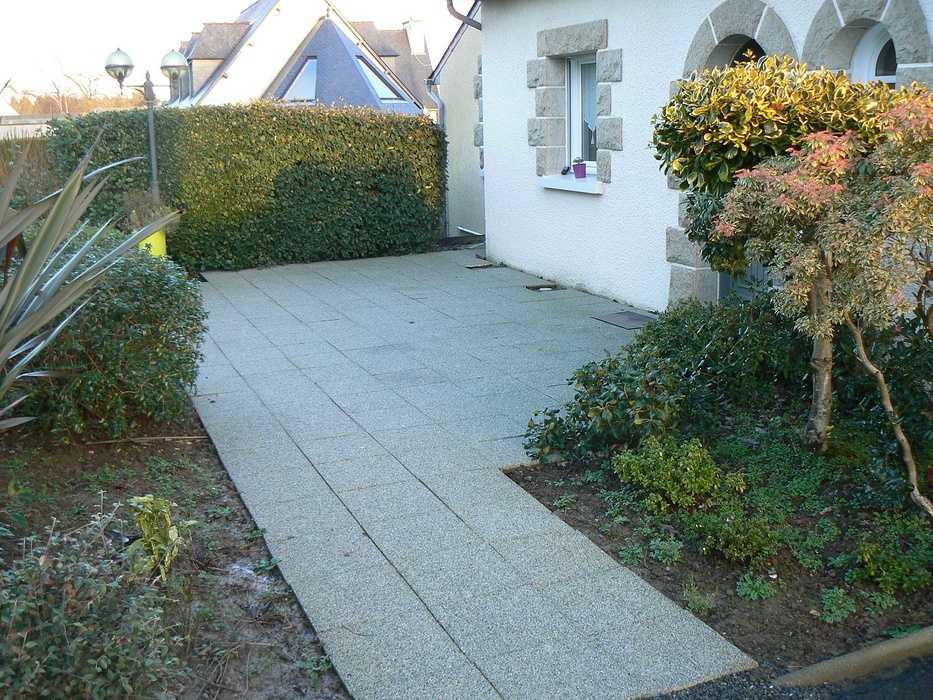 Modernisation d''une terrasse - PLEDRAN p1200655