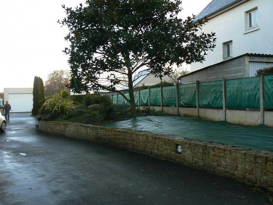 Modernisation d''une terrasse - PLEDRAN p1200660