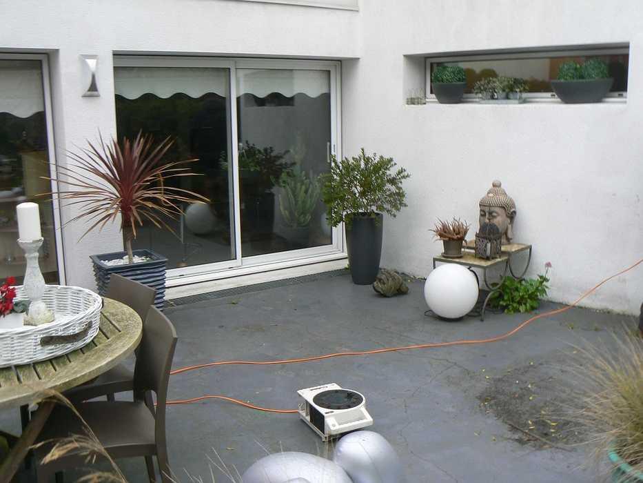 Aménagement d''une terrasse en bois et installation d''un spa - SAINT-BRIEUC p12702891