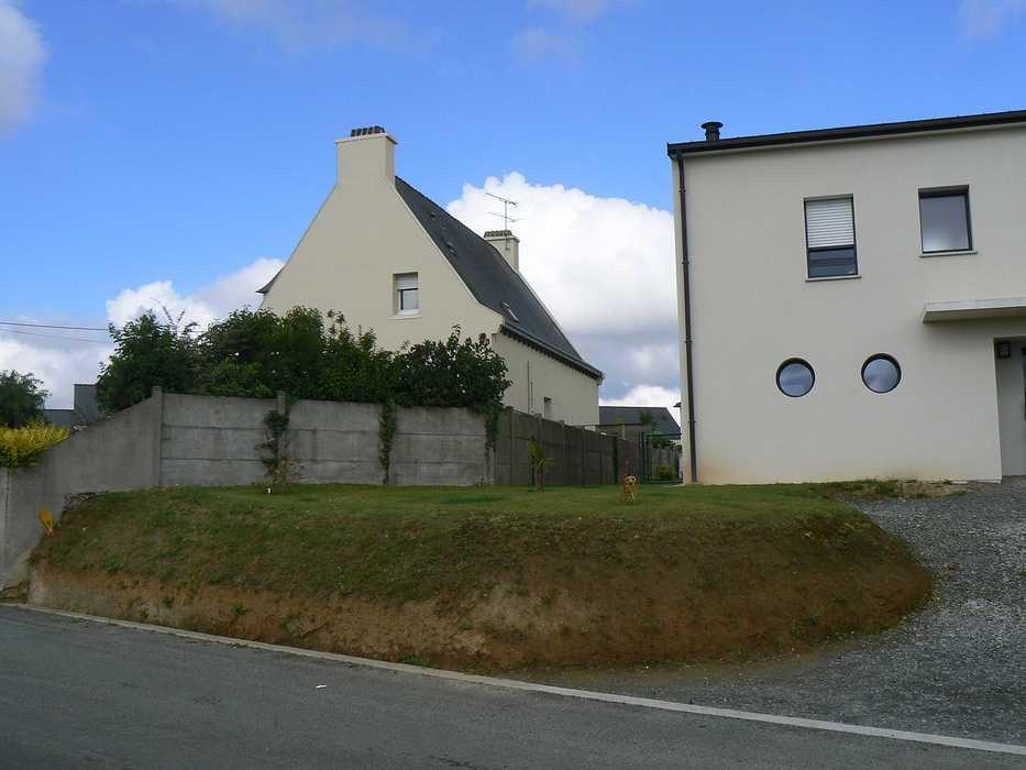Aménagement d''un accueil et entrée - Langueux p1220061