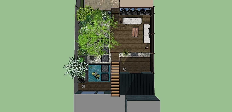 Transformer un petit jardin de ville encaissé en jardin d'inspiration japonaise. – SAINT-BRIEUC coursin31