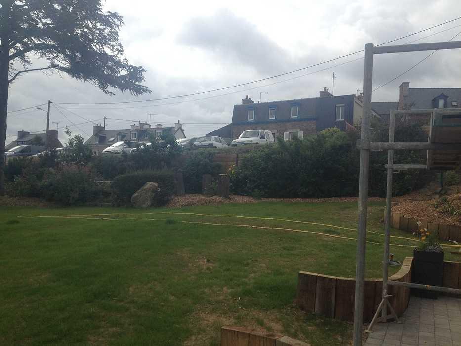Rénovation du jardin en vue mer avec terrasse - LOGUIVY img1864