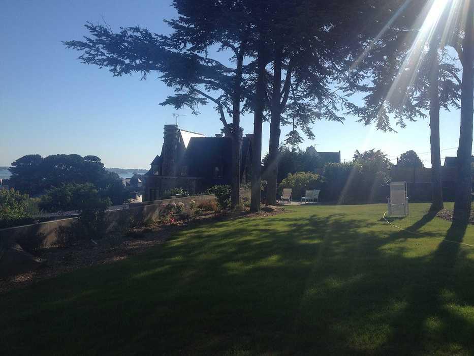Rénovation du jardin en vue mer avec terrasse - LOGUIVY img1916