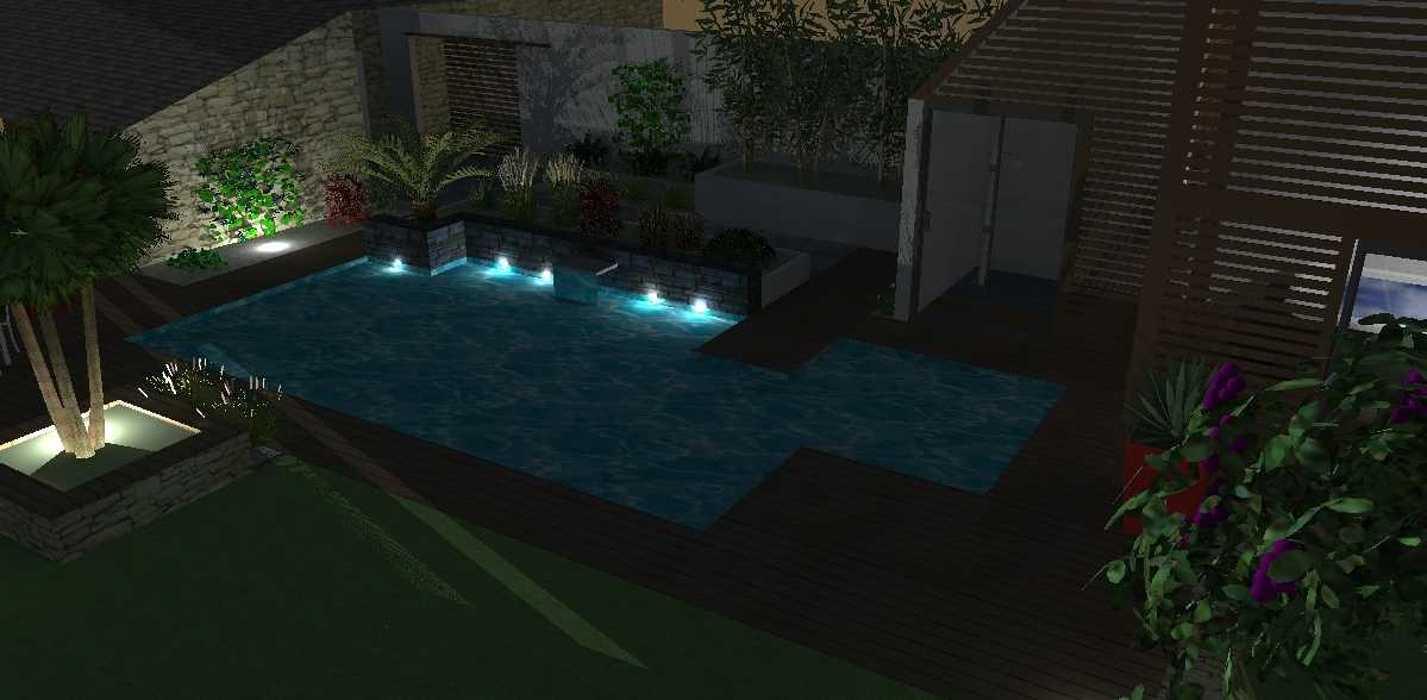 Intégration de la piscine 1