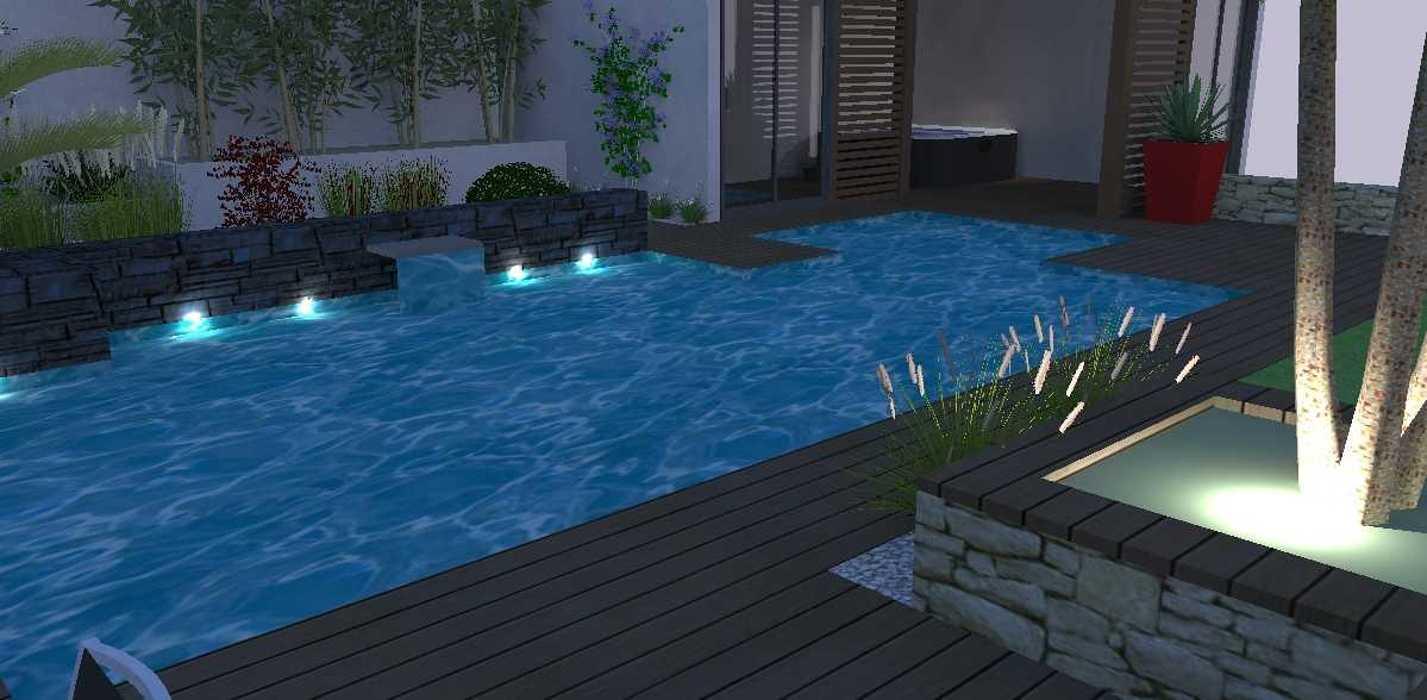 Intégration de la piscine p10