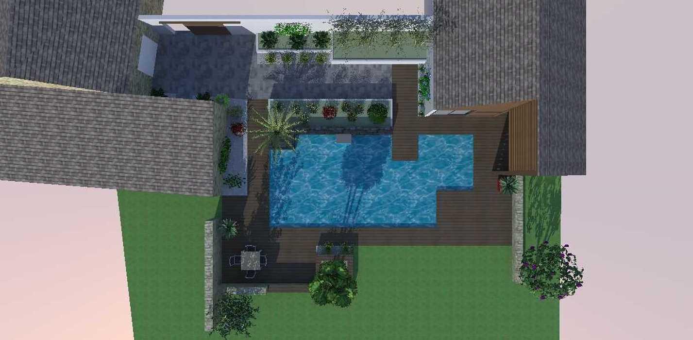 Intégration de la piscine p5