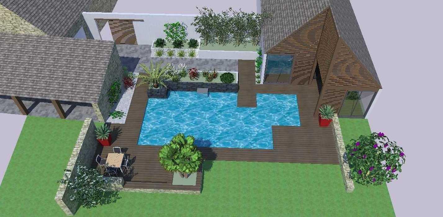 Intégration de la piscine p6