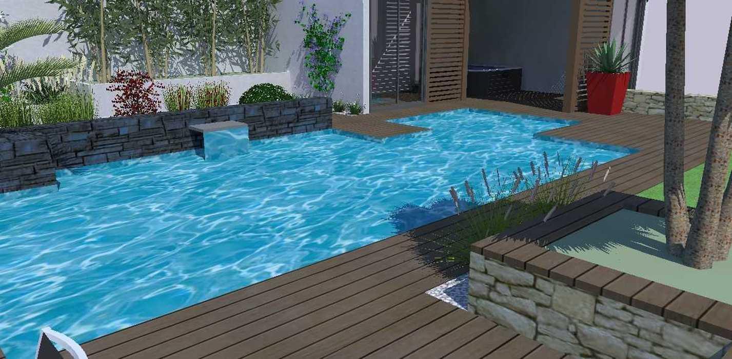 Intégration de la piscine p9