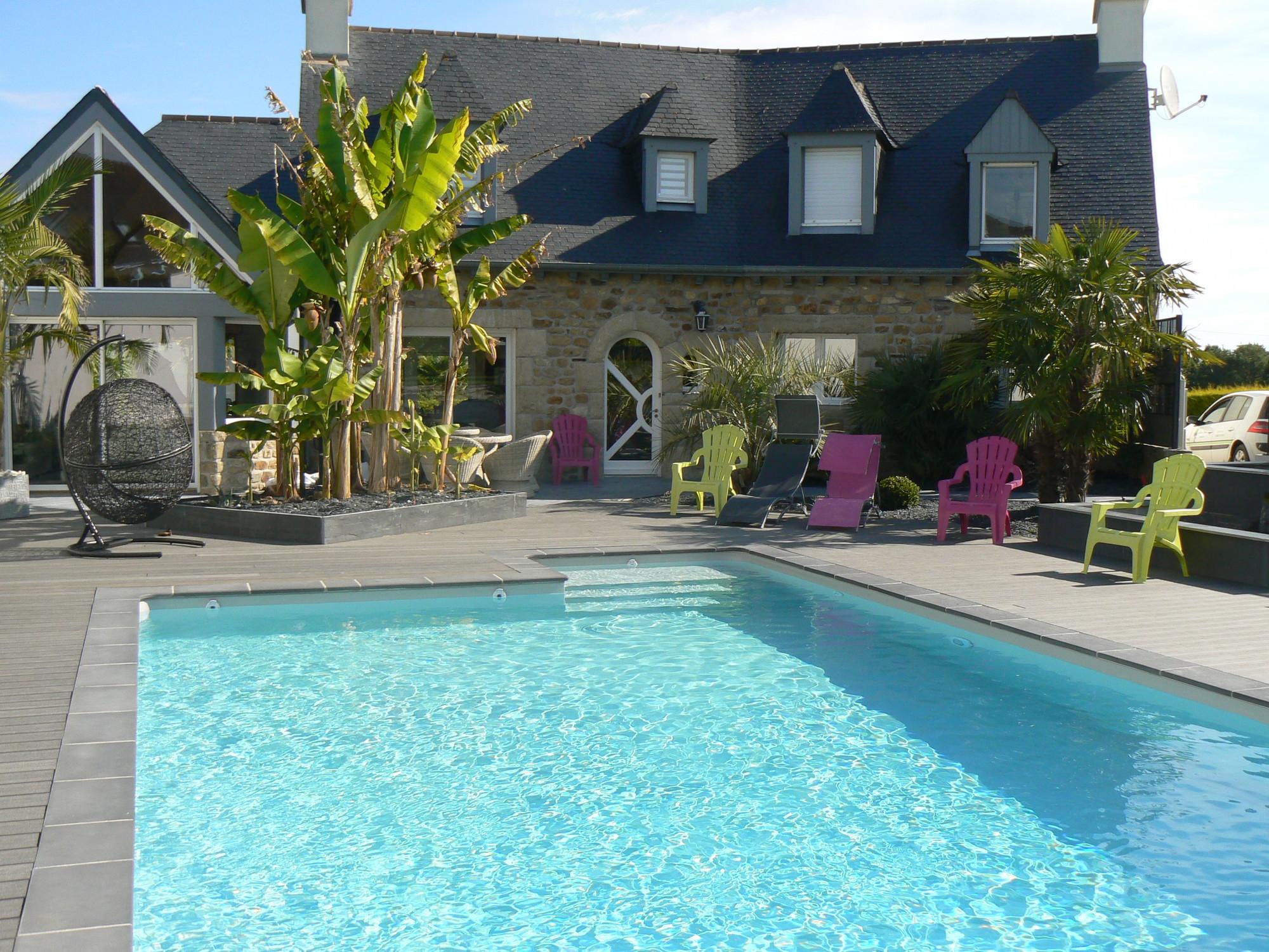 Aménagements spa & piscines