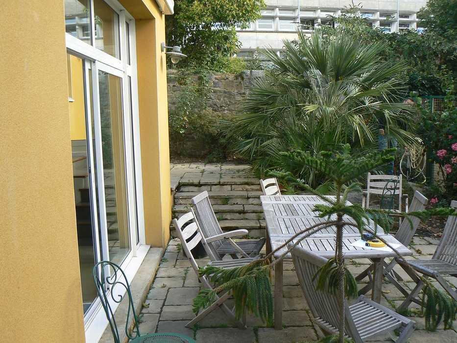 Relooking complet d''un jardin de ville - Saint-Brieuc (22) p1300305